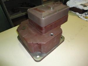 Gearkasse for traverskran, støpejern EN-GJL-250